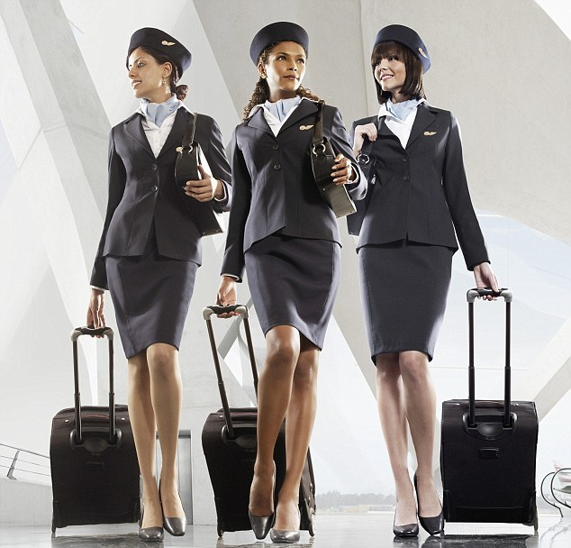 Hot To Become A Flight Attendant
