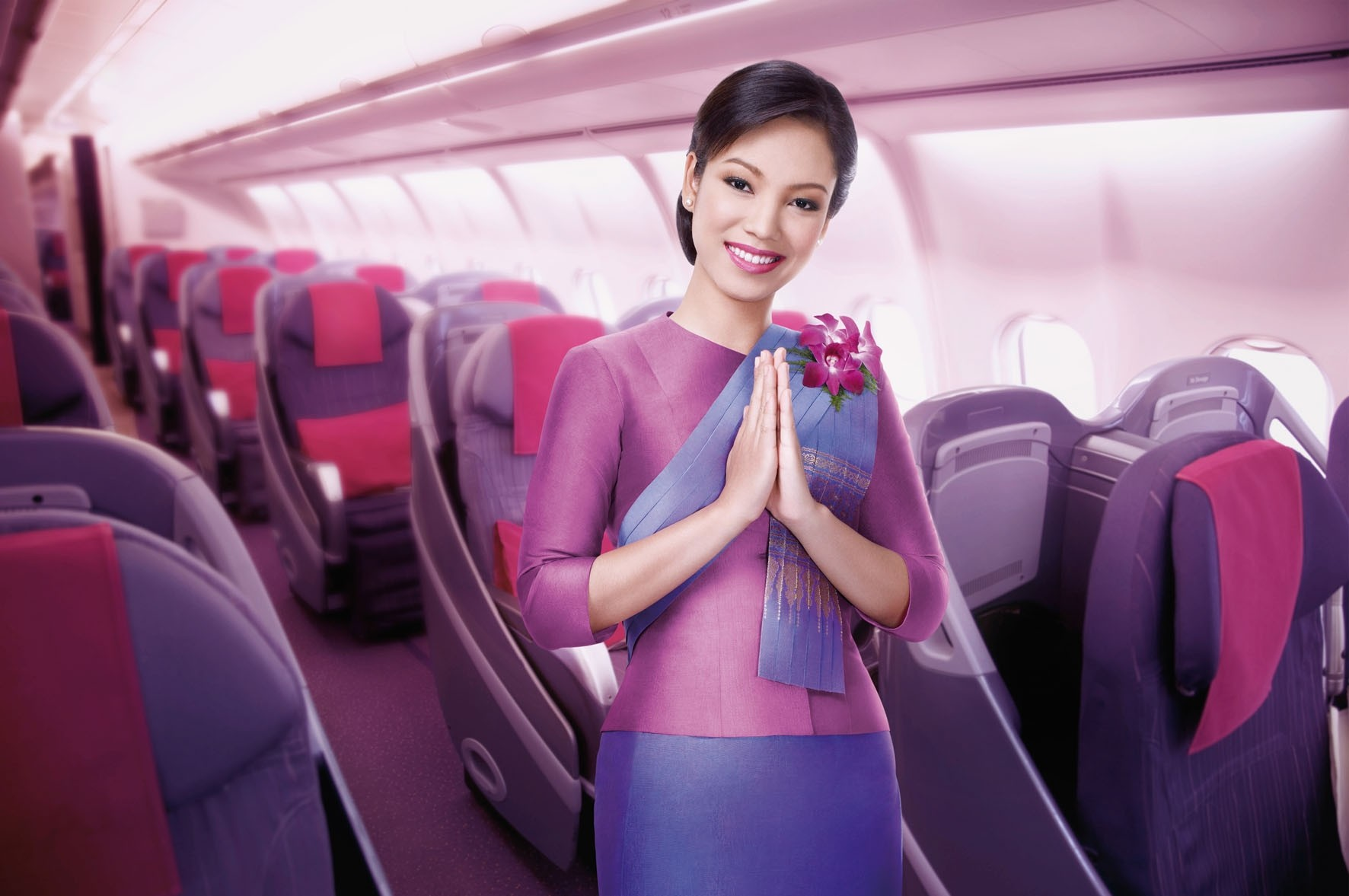 airline uniforms based on culture