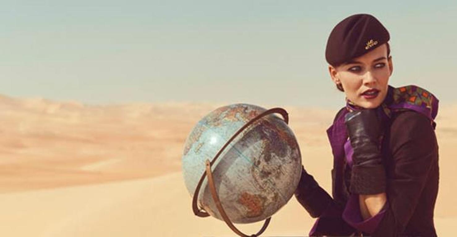 Ethiad Reveals The New Uniforms Skypro Blog