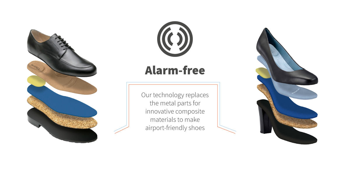 Why Alarm-Free Shoes for Airline Professionals?